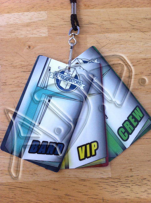 Access Passes And Design All Access Passes | Artistic